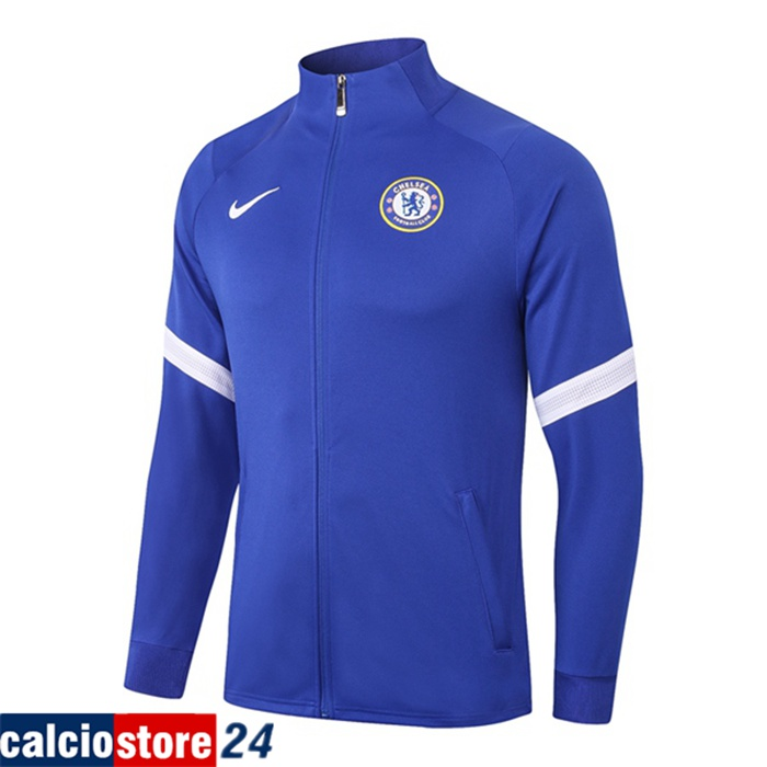 Nuove Giacca FC Chelsea Blu 2020/2021