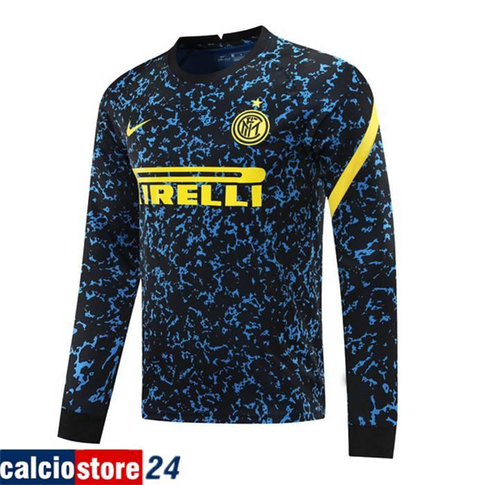 Siti Per Comprare Felpa Allenamento Inter Milan Blu 2020/2021